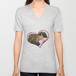 Meredith and Derek Unisex V-Neck