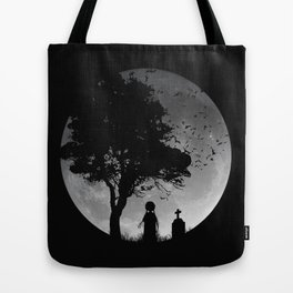 SLEEP WALKER Tote Bag