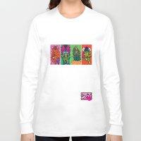 league Long Sleeve T-shirts featuring Da league by suprsunshine