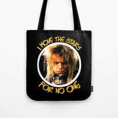 Labyrinth  |  I Move The Stars For No One   Tote Bag