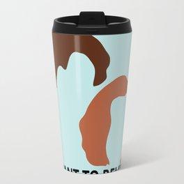 I Want To Believe X-Files Travel Mug