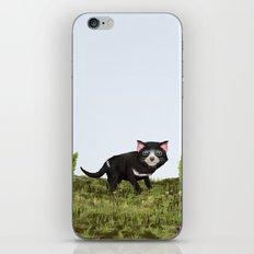 Tasmanian devil (Sarcophilus harrisii) iPhone Skin