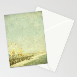 Santa Monica Ferris Wheel Stationery Cards