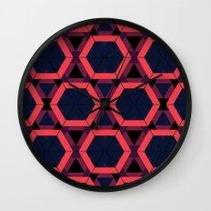 Early sunrise Wall Clock