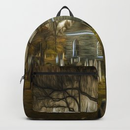 The Haunted Church Backpack