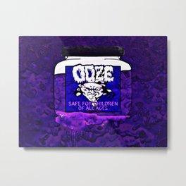 Ivan Ooze Metal Print