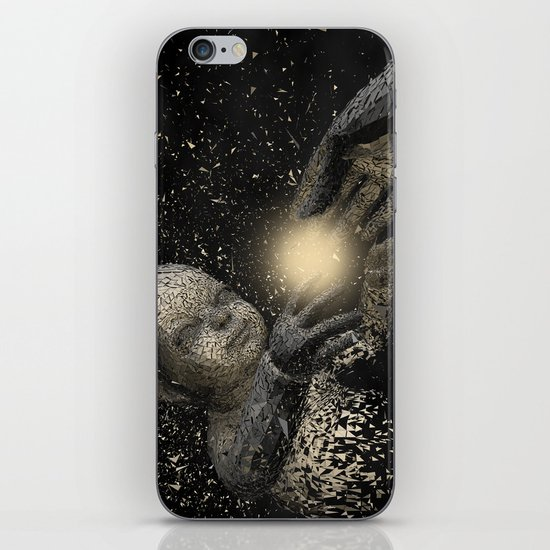 Dont Lose It iPhone & iPod Skin