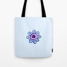 childish flower 1 Tote Bag