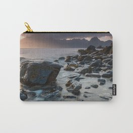 Sunset at Elgol III Carry-All Pouch