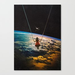 Being Lead Canvas Print
