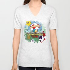 Treasure Tracked: Captain Toad's Fortune Unisex V-Neck