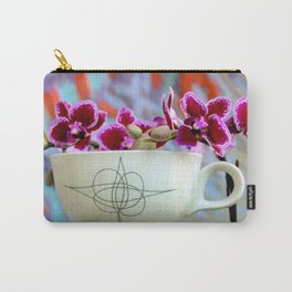 Millennials' Mid-century Fantasy Carry-All Pouch