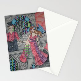 The Watchers Stationery Cards