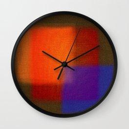 Art abstract ## Wall Clock