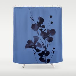 Organic Impressions 334t by Kathy Morton Stanion Shower Curtain