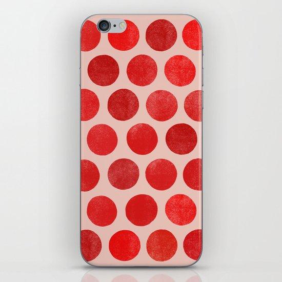 colorplay 12 sq iPhone & iPod Skin