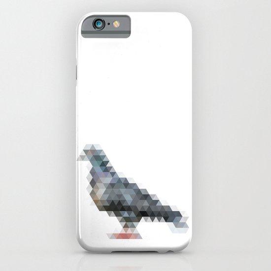 triangular pigeon. iPhone & iPod Case