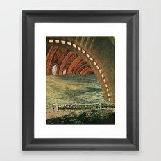 The New Church Framed Art Print