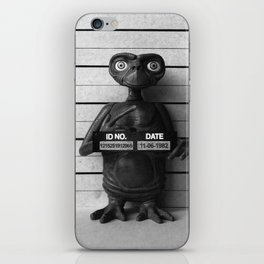 E.T. The Extra-Terrestrial Lineup iPhone Skin