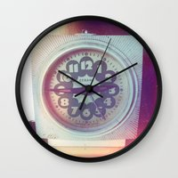 soviet Wall Clocks featuring Soviet Vintage by Karolis Butenas