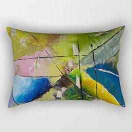 Em busca do Ninho Rectangular Pillow