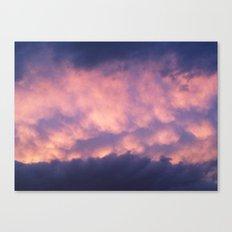 Billow Canvas Print