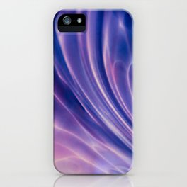 Violet Shell iPhone Case