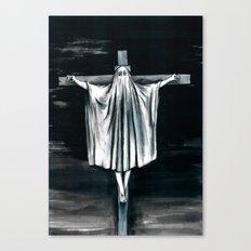 Blasphemi Exspiravit Canvas Print