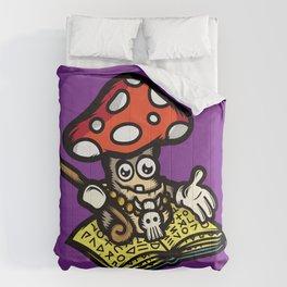 Magic Mushroom Comforters
