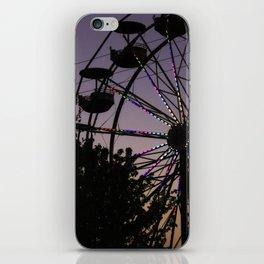 Ferris Wheel iPhone Skin