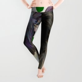 Werewolves with a Twist Leggings