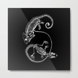 Embryo Metal Print