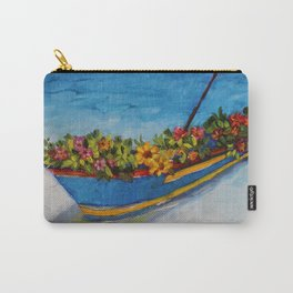 """Fishing Colorful Dreams-1"" Carry-All Pouch"