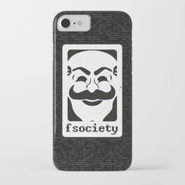 FSociety iPhone Case