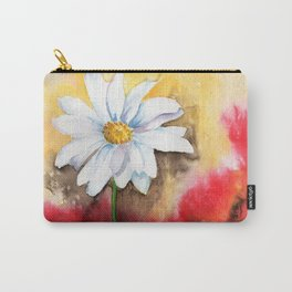 daisy with edge Carry-All Pouch