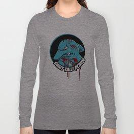 Shut Taiji Down - Blue Long Sleeve T-shirt