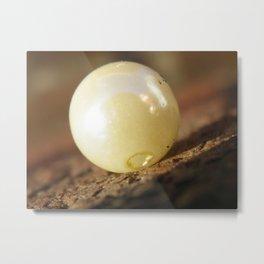 pearl Metal Print
