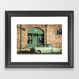 Paddy's Pub Framed Art Print