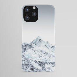 Minimal Glacier iPhone Case
