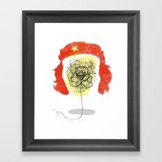 Doodle Revolution! Framed Art Print