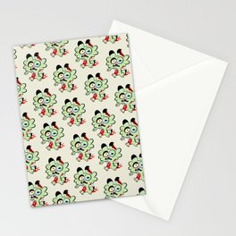 Zombie Brume Stationery Cards