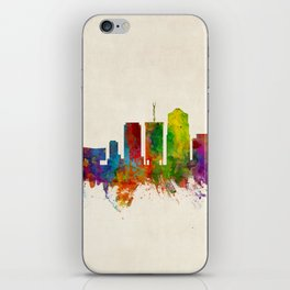 Tucson Arizona Skyline iPhone Skin