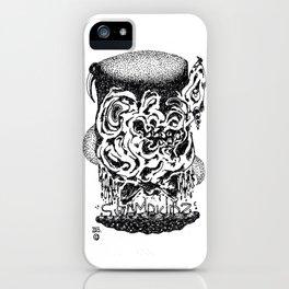 Birdhat Rat iPhone Case