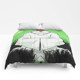 Heart Chakra. Comforters