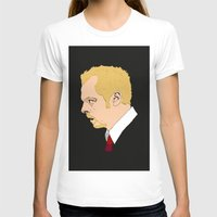 shaun of the dead T-shirts featuring Simon Pegg - Shaun Of The Dead by Tomcert