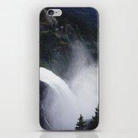 diablo iPhone & iPod Skins featuring Diablo Dam by Seymour Glass