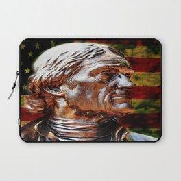 Thomas Jefferson Statue Laptop Sleeve