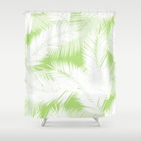feather Shower Curtains featuring Feather  by Mr & Mrs Quirynen
