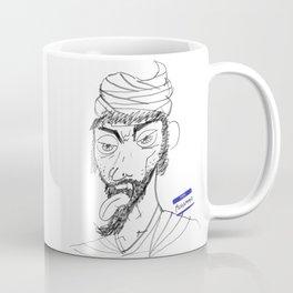 Sketchy Prophet Coffee Mug