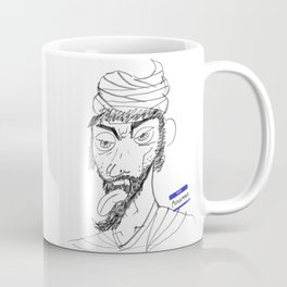 Sketchy Prophet Coffee Mug